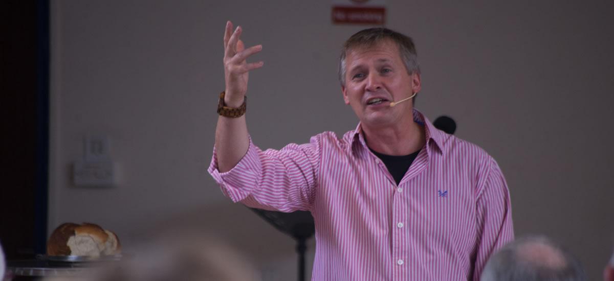 Phil Wright – Pastor